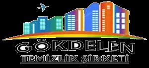 gokdelen temizlik firmasi logo